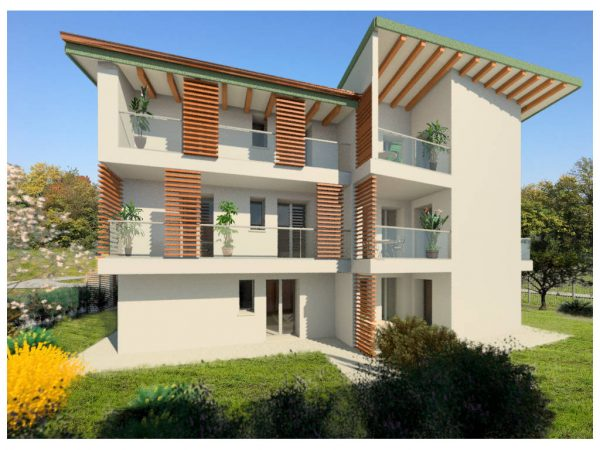 Novate – Green Village – Palazzina