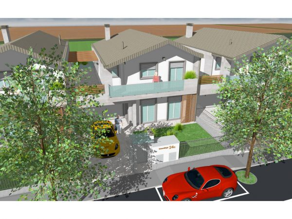 Novate – Green Village – Ville